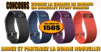 Bracelet connecté Fitbit Charge